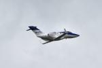 T.Sazenさんが、成田国際空港で撮影したホンダ・エアクラフト・カンパニー HA-420の航空フォト(飛行機 写真・画像)