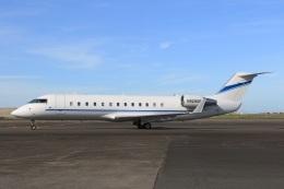 スポット110さんが、羽田空港で撮影したウィルミントン・トラスト・カンパニー CL-600-2B19 Regional Jet CRJ-100SEの航空フォト(飛行機 写真・画像)