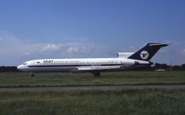 kumagorouさんが、仙台空港で撮影したMIATモンゴル航空 727-281/Advの航空フォト(写真)