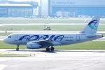 Jyunpei Ohyamaさんが、アムステルダム・スキポール国際空港で撮影したアドリア航空 A319-132の航空フォト(写真)
