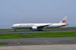 beimax55さんが、羽田空港で撮影した日本航空 777-346/ERの航空フォト(写真)