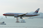 kansaigroundさんが、香港国際空港で撮影した中国貨運航空 777-F6Nの航空フォト(写真)