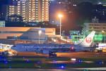 チーフさんが、福岡空港で撮影した日本航空 767-346/ERの航空フォト(写真)