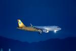 チーフさんが、福岡空港で撮影したバニラエア A320-214の航空フォト(写真)