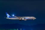 チーフさんが、福岡空港で撮影した全日空 787-9の航空フォト(写真)