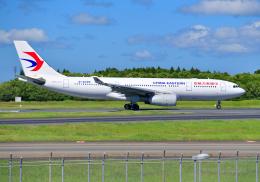 雲霧さんが、成田国際空港で撮影した中国東方航空 A330-243の航空フォト(写真)