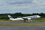 T.Sazenさんが、成田国際空港で撮影したフィンエアー A350-941XWBの航空フォト(写真)