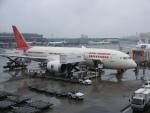 flyingmasさんが、成田国際空港で撮影したエア・インディア 787-8 Dreamlinerの航空フォト(写真)