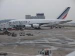 flyingmasさんが、上海浦東国際空港で撮影したエールフランス航空 A380-861の航空フォト(写真)