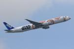 気分屋さんが、成田国際空港で撮影した全日空 777-381/ERの航空フォト(飛行機 写真・画像)