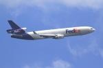 気分屋さんが、成田国際空港で撮影したフェデックス・エクスプレス MD-11Fの航空フォト(飛行機 写真・画像)