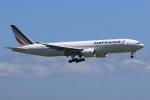 気分屋さんが、羽田空港で撮影したエールフランス航空 777-228/ERの航空フォト(飛行機 写真・画像)