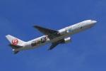 気分屋さんが、羽田空港で撮影した日本航空 767-346/ERの航空フォト(飛行機 写真・画像)