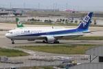 つっさんさんが、関西国際空港で撮影したエアージャパン 767-381/ERの航空フォト(写真)