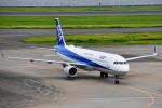 beimax55さんが、羽田空港で撮影した全日空 A321-211の航空フォト(写真)