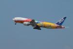 RAOUさんが、中部国際空港で撮影した全日空 777-281/ERの航空フォト(写真)
