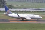 プルシアンブルーさんが、仙台空港で撮影したユナイテッド航空 737-724の航空フォト(写真)