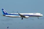 sky-spotterさんが、羽田空港で撮影した全日空 A321-211の航空フォト(写真)