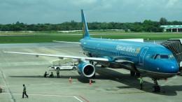 westtowerさんが、ヤンゴン国際空港で撮影したベトナム航空 A321-231の航空フォト(写真)