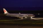 じゃりんこさんが、中部国際空港で撮影した中国国際航空 A330-243の航空フォト(写真)