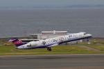 じゃりんこさんが、中部国際空港で撮影したアイベックスエアラインズ CL-600-2C10 Regional Jet CRJ-702ERの航空フォト(写真)