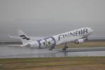 じゃりんこさんが、中部国際空港で撮影したフィンエアー A330-302Xの航空フォト(写真)