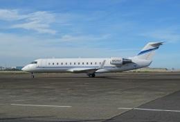 ハム太郎。さんが、羽田空港で撮影したウィルミントン・トラスト・カンパニー CL-600-2B19 Regional Jet CRJ-100SEの航空フォト(飛行機 写真・画像)