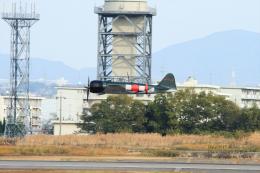 hikaruphotographさんが、名古屋飛行場で撮影したゼロエンタープライズ Zero 22/A6M3の航空フォト(飛行機 写真・画像)