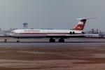 @たかひろさんが、伊丹空港で撮影したインターフルーク Il-62Mの航空フォト(写真)