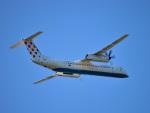 gomaさんが、ミュンヘン・フランツヨーゼフシュトラウス空港で撮影したクロアチア航空 DHC-8-402Q Dash 8の航空フォト(写真)