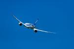 メロクリさんが、ダニエル・K・イノウエ国際空港で撮影した全日空 787-9の航空フォト(写真)