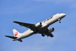 beimax55さんが、羽田空港で撮影したジェイ・エア ERJ-190-100(ERJ-190STD)の航空フォト(写真)