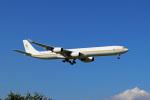 szkkjさんが、成田国際空港で撮影したスカイ・プライム A340-642Xの航空フォト(写真)