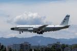 ファントム無礼さんが、横田基地で撮影したアメリカ空軍 RC-135W (717-158)の航空フォト(写真)