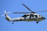ちゅういちさんが、横田基地で撮影したアメリカ海軍 MH-60S Knighthawk (S-70A)の航空フォト(写真)