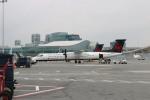 ババックンさんが、トロント・ピアソン国際空港で撮影したジャズ・エア DHC-8-402Q Dash 8の航空フォト(写真)