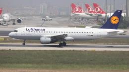 航空フォト:D-AIQH ルフトハンザドイツ航空 A320