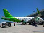 まいけるさんが、ペナン国際空港で撮影したシティリンク A320-251Nの航空フォト(写真)