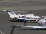 sp3混成軌道さんが、岡南飛行場で撮影したジャプコン 525 CitationJetの航空フォト(写真)