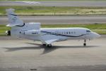yabyanさんが、中部国際空港で撮影したユタ銀行 Falcon 900DXの航空フォト(写真)
