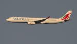 kenko.sさんが、成田国際空港で撮影したスリランカ航空 A330-343Eの航空フォト(写真)