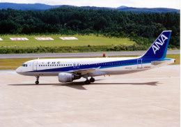 marariaさんが、青森空港で撮影した全日空 A320-211の航空フォト(飛行機 写真・画像)