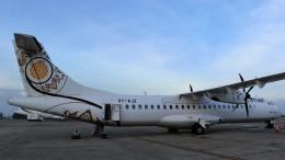 westtowerさんが、ヤンゴン国際空港で撮影したミャンマー・ナショナル・エアウェイズ ATR-72-600の航空フォト(写真)