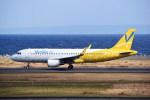 kumagorouさんが、奄美空港で撮影したバニラエア A320-214の航空フォト(飛行機 写真・画像)