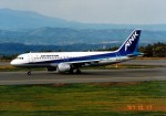 marariaさんが、青森空港で撮影したエアーニッポン A320-211の航空フォト(写真)