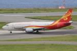 キイロイトリさんが、関西国際空港で撮影した金鵬航空 737-36N(SF)の航空フォト(写真)