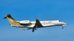 パンダさんが、成田国際空港で撮影した中国企業所有 EMB-135BJ Legacy 650の航空フォト(飛行機 写真・画像)