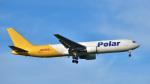 パンダさんが、成田国際空港で撮影したアトラス航空 767-306/ERの航空フォト(写真)