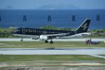 kumagorouさんが、那覇空港で撮影したスターフライヤー A320-214の航空フォト(飛行機 写真・画像)