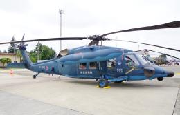 ちゃぽんさんが、横田基地で撮影した航空自衛隊 UH-60Jの航空フォト(飛行機 写真・画像)